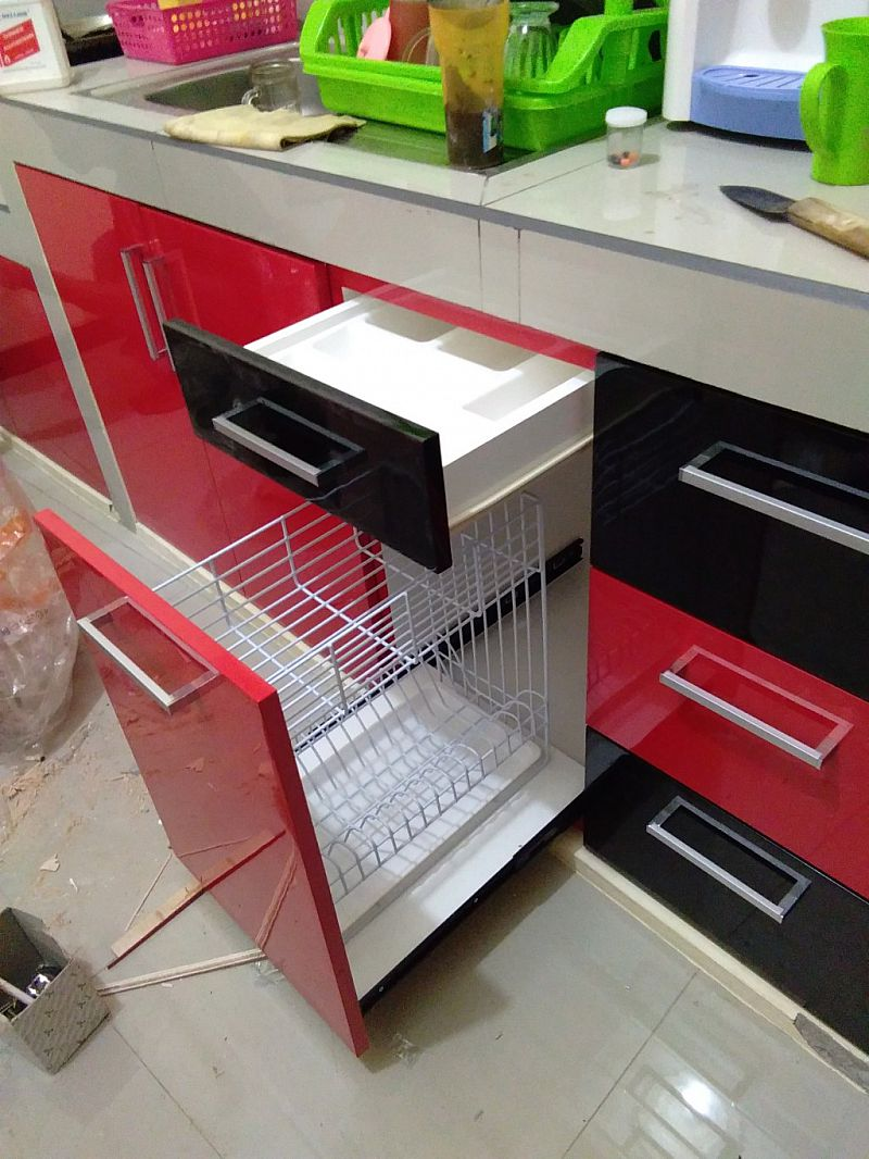 Kitchen set plus minibar Ambarawa