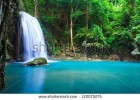 Wallpaper 3D Air Terjun